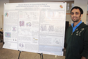 2010 ResearchFest winner Pushkar Pendse