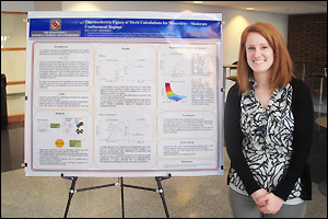 2010 ResearchFest winner Jane Cornett