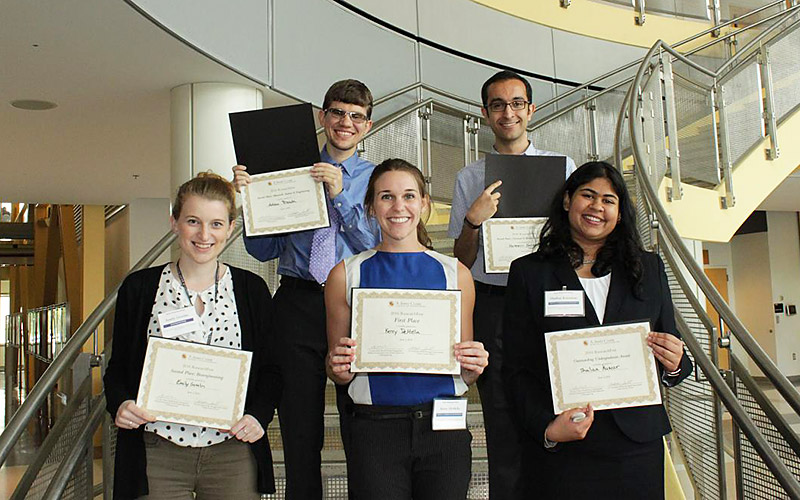 ResearchFest 2016 winners