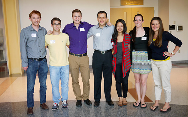ResearchFest 2013 organizers