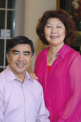 Donors: Mr. & Mrs. Sung